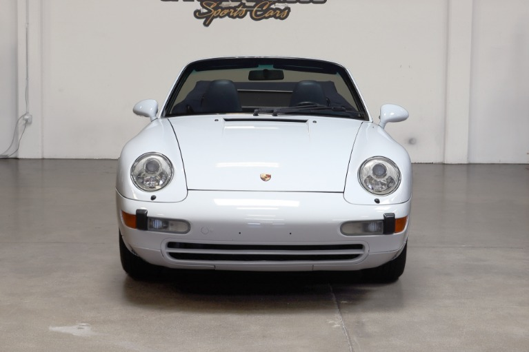 Used 1997 Porsche 911 Carrera Cabriolet for sale Sold at San Francisco Sports Cars in San Carlos CA 94070 2