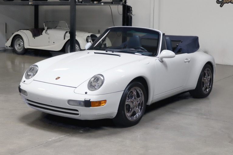 Used 1997 Porsche 911 Carrera Cabriolet for sale Sold at San Francisco Sports Cars in San Carlos CA 94070 3