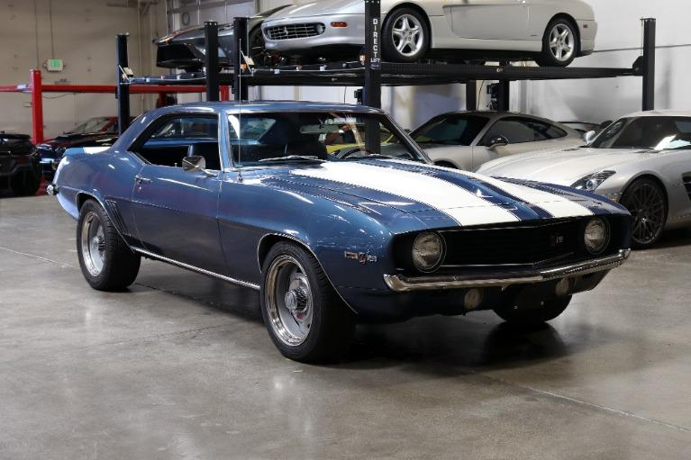 Used 1969 Chevrolet Camaro Z/28 for sale $58,995 at San Francisco Sports Cars in San Carlos CA