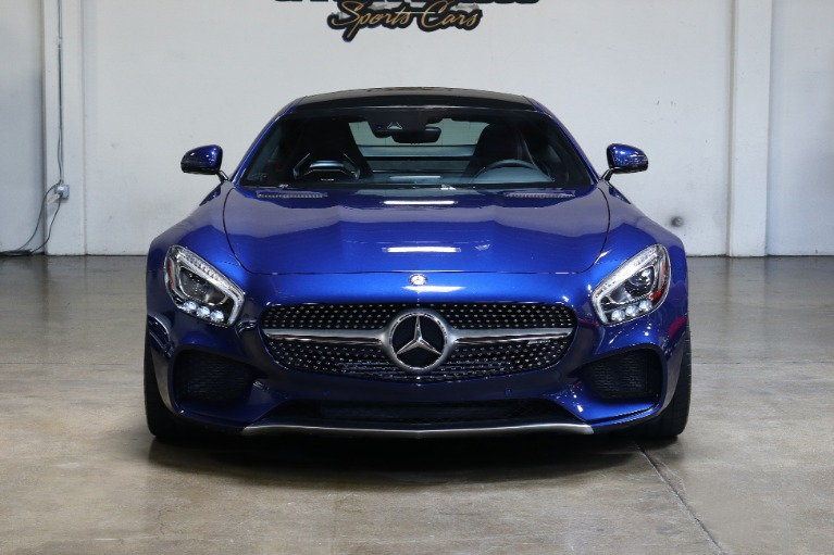 Used 2016 Mercedes-Benz AMG GT S for sale Sold at San Francisco Sports Cars in San Carlos CA 94070 2