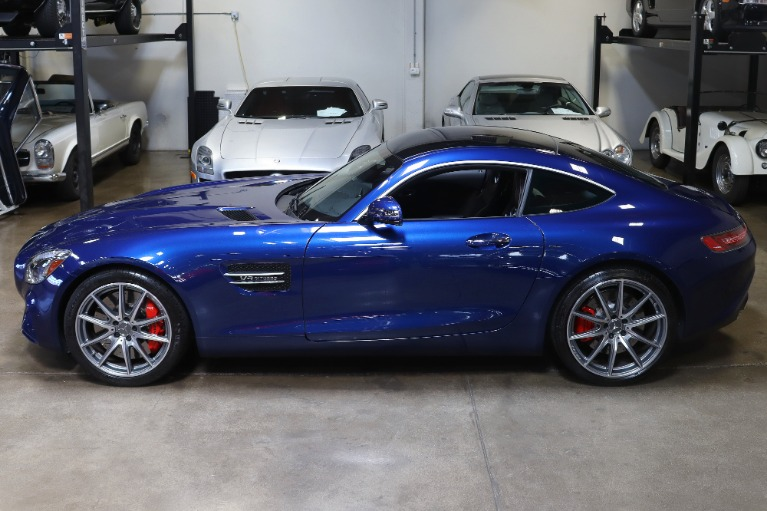 Used 2016 Mercedes-Benz AMG GT S for sale Sold at San Francisco Sports Cars in San Carlos CA 94070 4