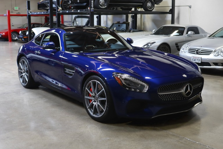 Used 2016 Mercedes-Benz AMG GT S for sale Sold at San Francisco Sports Cars in San Carlos CA 94070 1