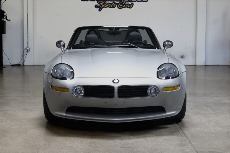 Used 2000 BMW Z8 for sale $174,995 at San Francisco Sports Cars in San Carlos CA 94070 2