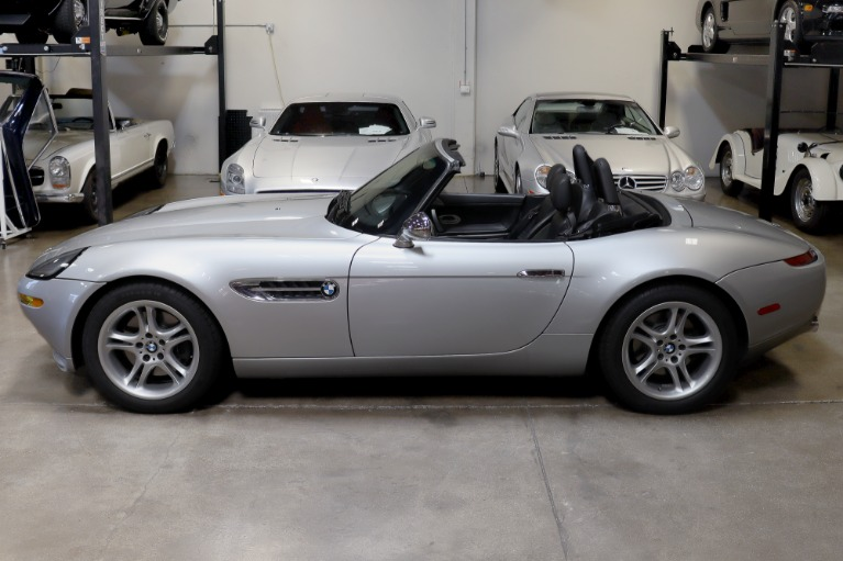Used 2000 BMW Z8 for sale $174,995 at San Francisco Sports Cars in San Carlos CA 94070 4