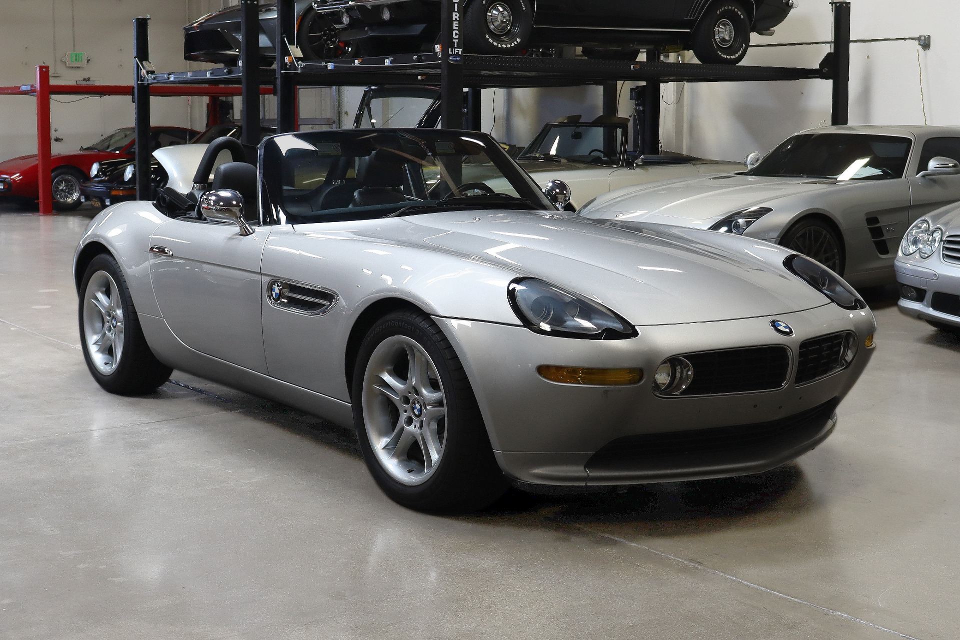 Used 2000 BMW Z8 for sale $174,995 at San Francisco Sports Cars in San Carlos CA 94070 1