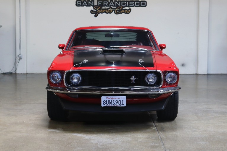 Used 1969 Ford Mustang Mach 1 428 SCJ for sale $149,995 at San Francisco Sports Cars in San Carlos CA 94070 2