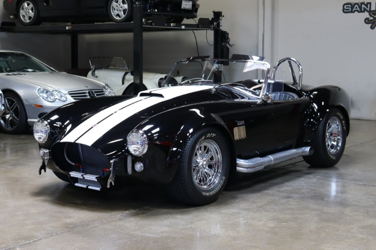 Used 1965 Superformance Cobra 427 S/C for sale Sold at San Francisco Sports Cars in San Carlos CA 94070 3