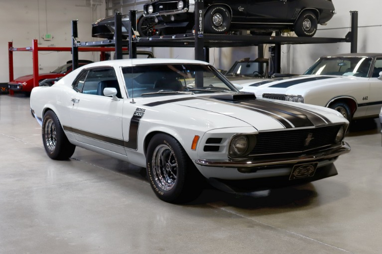 Used 1970 Ford Mustang Boss 302 for sale Sold at San Francisco Sports Cars in San Carlos CA 94070 1
