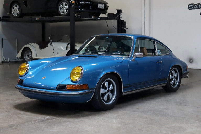 Used 1973 Porsche 911 Sale Pending for sale Sold at San Francisco Sports Cars in San Carlos CA 94070 3