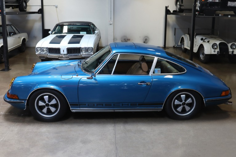 Used 1973 Porsche 911 Sale Pending for sale Sold at San Francisco Sports Cars in San Carlos CA 94070 4