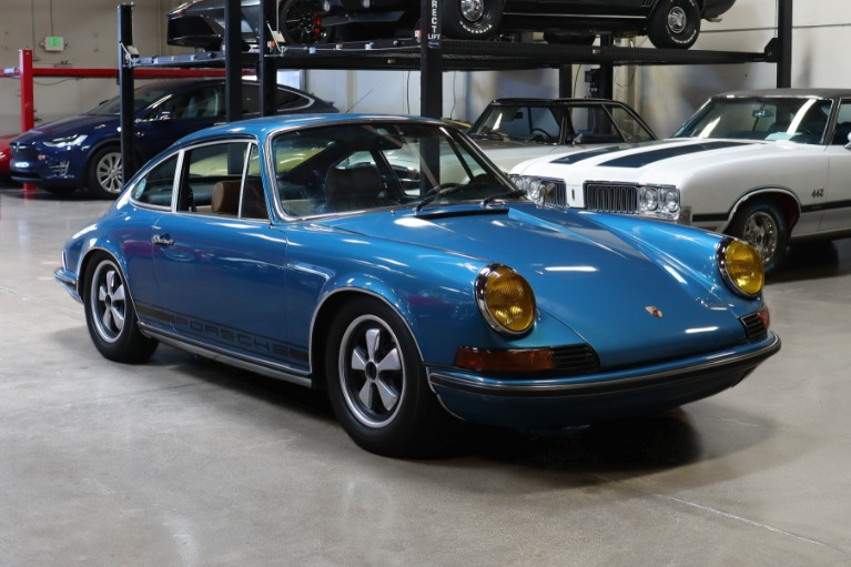 Used 1973 Porsche 911 Sale Pending for sale Sold at San Francisco Sports Cars in San Carlos CA 94070 1