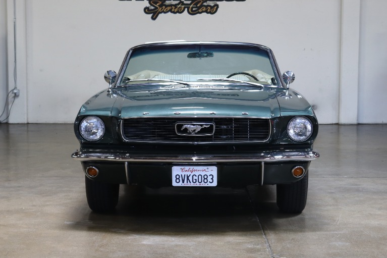 Used 1966 Ford Mustang Convertible 289 C-Code for sale $57,995 at San Francisco Sports Cars in San Carlos CA 94070 2