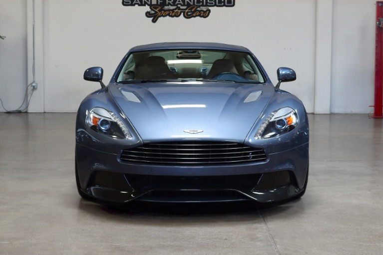 Used 2014 Aston Martin Vanquish for sale Sold at San Francisco Sports Cars in San Carlos CA 94070 2