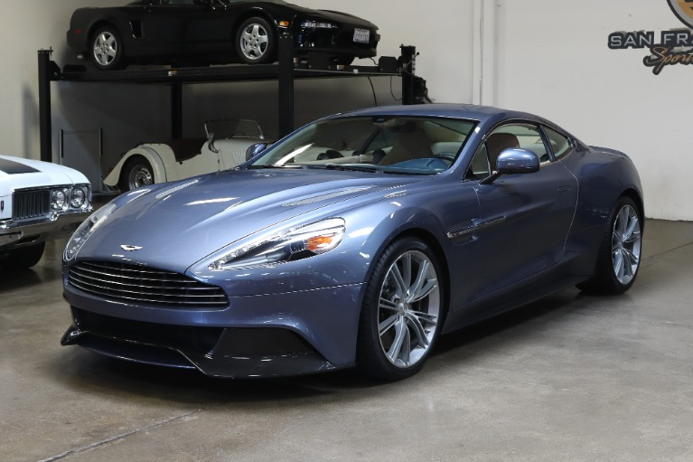 Used 2014 Aston Martin Vanquish for sale Sold at San Francisco Sports Cars in San Carlos CA 94070 3