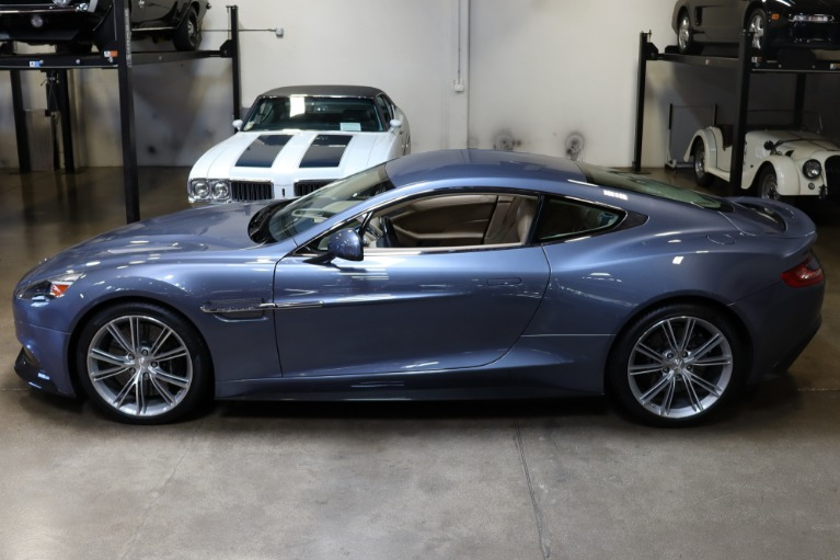 Used 2014 Aston Martin Vanquish for sale Sold at San Francisco Sports Cars in San Carlos CA 94070 4