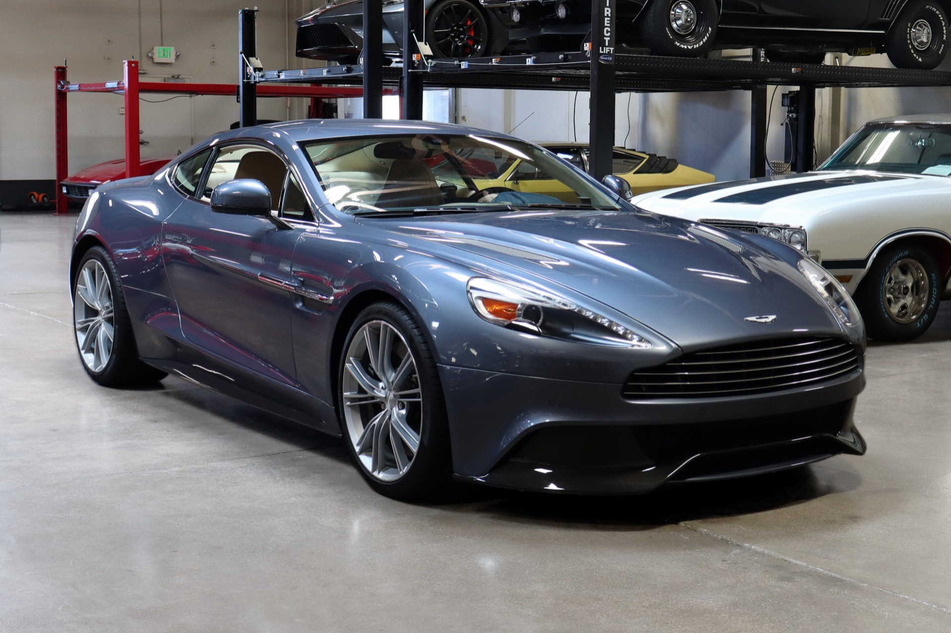 Used 2014 Aston Martin Vanquish for sale Sold at San Francisco Sports Cars in San Carlos CA 94070 1
