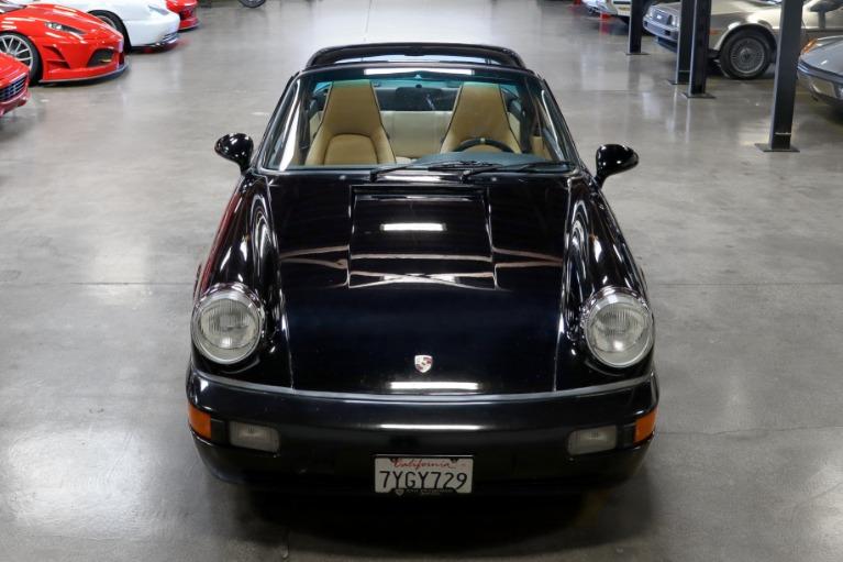 Used 1991 Porsche 911 Targa for sale $139,995 at San Francisco Sports Cars in San Carlos CA 94070 2