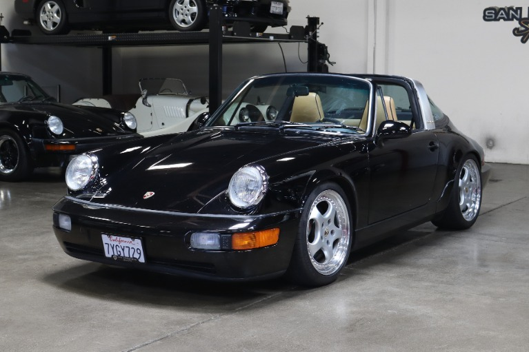 Used 1991 Porsche 911 Targa for sale $139,995 at San Francisco Sports Cars in San Carlos CA 94070 3