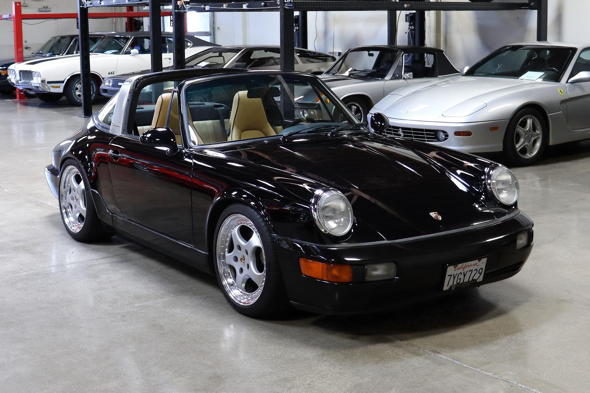 Used 1991 Porsche 911 Targa for sale $139,995 at San Francisco Sports Cars in San Carlos CA 94070 1