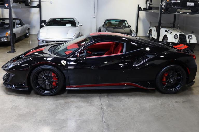 Used 2020 Ferrari 488 Pista for sale Sold at San Francisco Sports Cars in San Carlos CA 94070 4