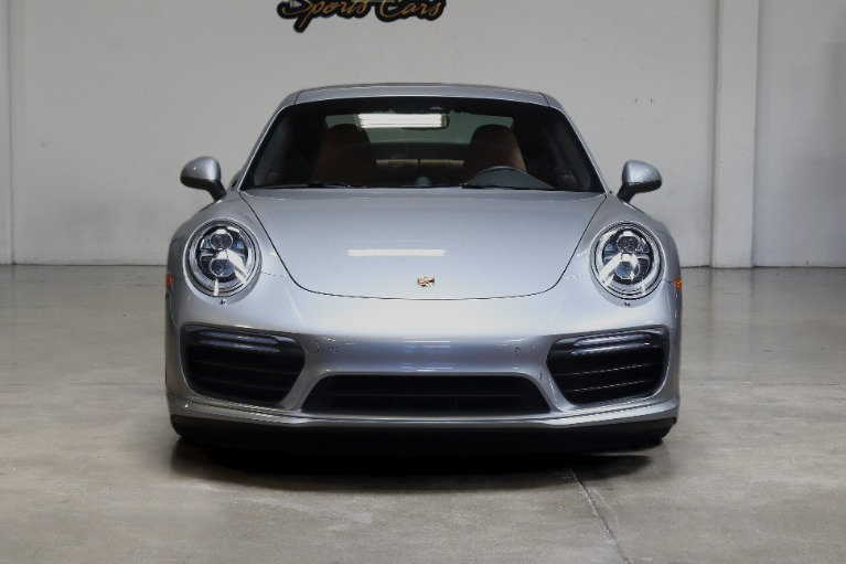 Used 2017 Porsche 911 Turbo for sale $157,995 at San Francisco Sports Cars in San Carlos CA 94070 2
