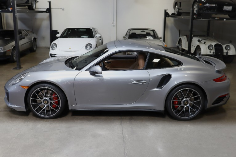 Used 2017 Porsche 911 Turbo for sale $157,995 at San Francisco Sports Cars in San Carlos CA 94070 4