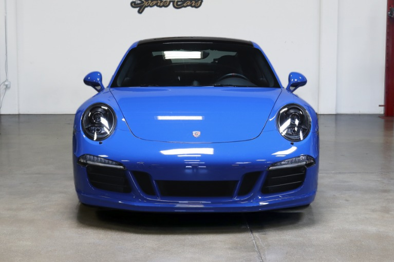 Used 2016 Porsche 911 Carrera GTS Club Coupe for sale $159,995 at San Francisco Sports Cars in San Carlos CA 94070 2