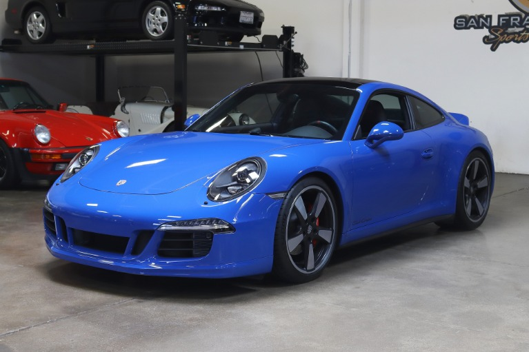 Used 2016 Porsche 911 Carrera GTS Club Coupe for sale $159,995 at San Francisco Sports Cars in San Carlos CA 94070 3