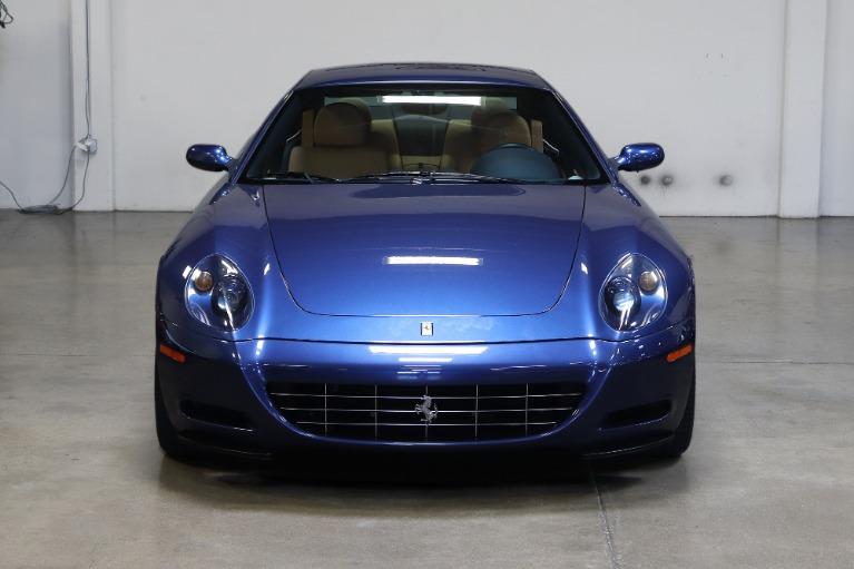 Used 2005 Ferrari 612 Scaglietti for sale Sold at San Francisco Sports Cars in San Carlos CA 94070 2
