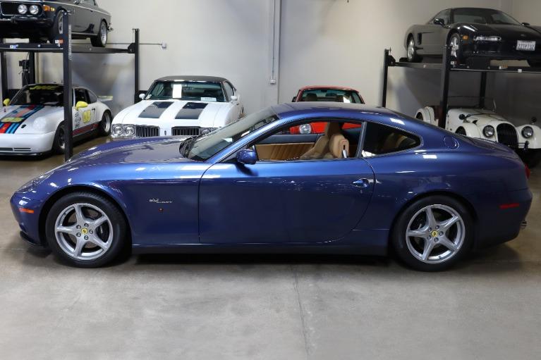 Used 2005 Ferrari 612 Scaglietti for sale Sold at San Francisco Sports Cars in San Carlos CA 94070 4