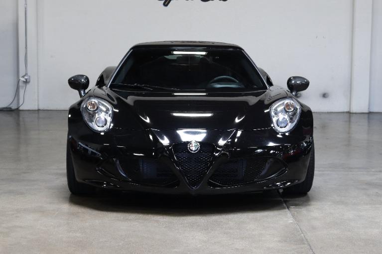 Used 2015 Alfa Romeo 4C for sale Sold at San Francisco Sports Cars in San Carlos CA 94070 2