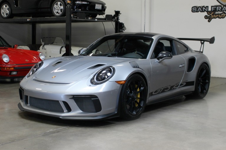Used 2019 Porsche 911 GT3 RS for sale $279,995 at San Francisco Sports Cars in San Carlos CA 94070 3