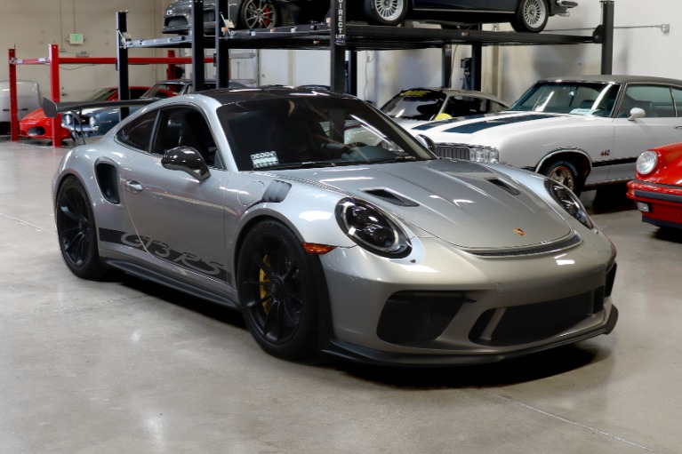 Used 2019 Porsche 911 GT3 RS for sale $269,995 at San Francisco Sports Cars in San Carlos CA
