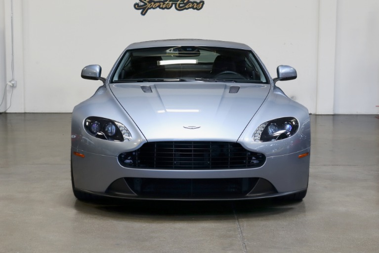 Used 2016 Aston Martin V8 Vantage GT for sale Sold at San Francisco Sports Cars in San Carlos CA 94070 2
