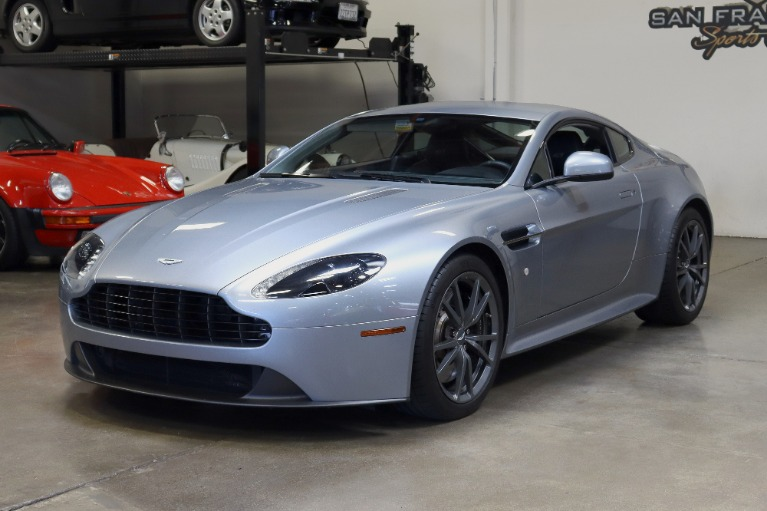 Used 2016 Aston Martin V8 Vantage GT for sale Sold at San Francisco Sports Cars in San Carlos CA 94070 3