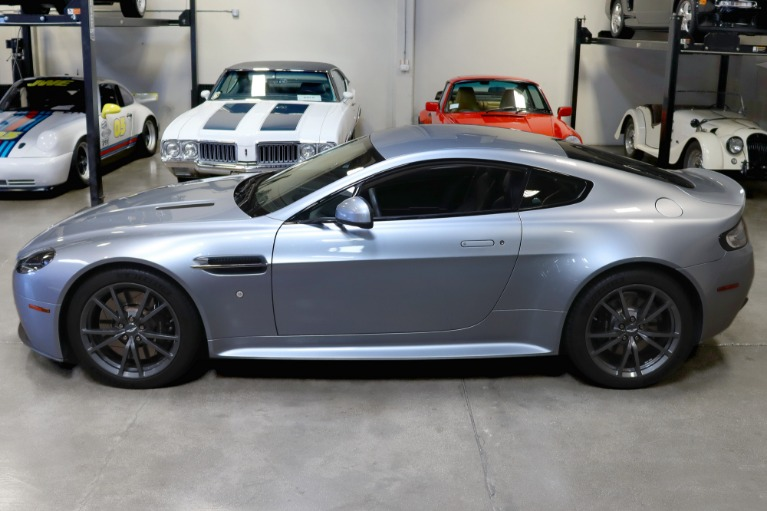 Used 2016 Aston Martin V8 Vantage GT for sale Sold at San Francisco Sports Cars in San Carlos CA 94070 4