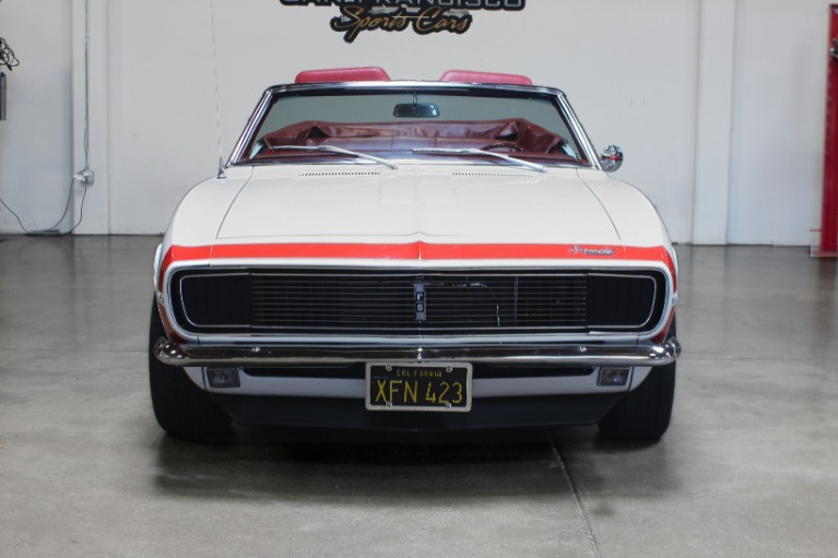 Used 1967 Chevrolet Camaro RS for sale $53,995 at San Francisco Sports Cars in San Carlos CA 94070 2