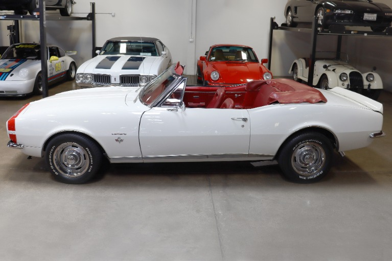 Used 1967 Chevrolet Camaro RS for sale $53,995 at San Francisco Sports Cars in San Carlos CA 94070 4