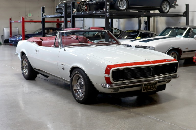 Used 1967 Chevrolet Camaro RS for sale $53,995 at San Francisco Sports Cars in San Carlos CA