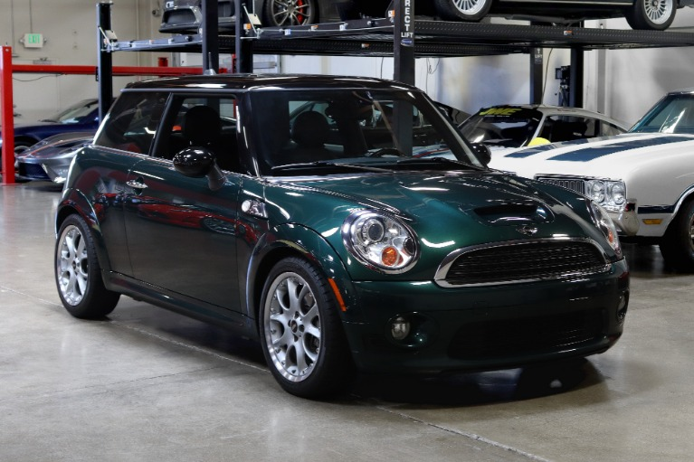 Used 2008 MINI Cooper S for sale Sold at San Francisco Sports Cars in San Carlos CA 94070 1