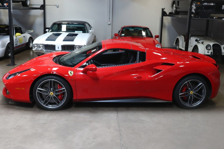 Used 2017 Ferrari 488 Spider for sale $312,995 at San Francisco Sports Cars in San Carlos CA 94070 4