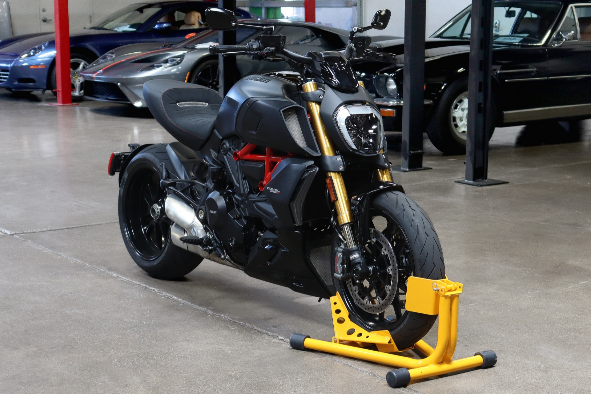 Used 2020 Ducati Diavel 1260S for sale Sold at San Francisco Sports Cars in San Carlos CA 94070 1