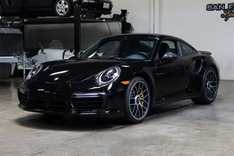Used 2019 Porsche Turbo S Turbo S for sale $198,995 at San Francisco Sports Cars in San Carlos CA 94070 3