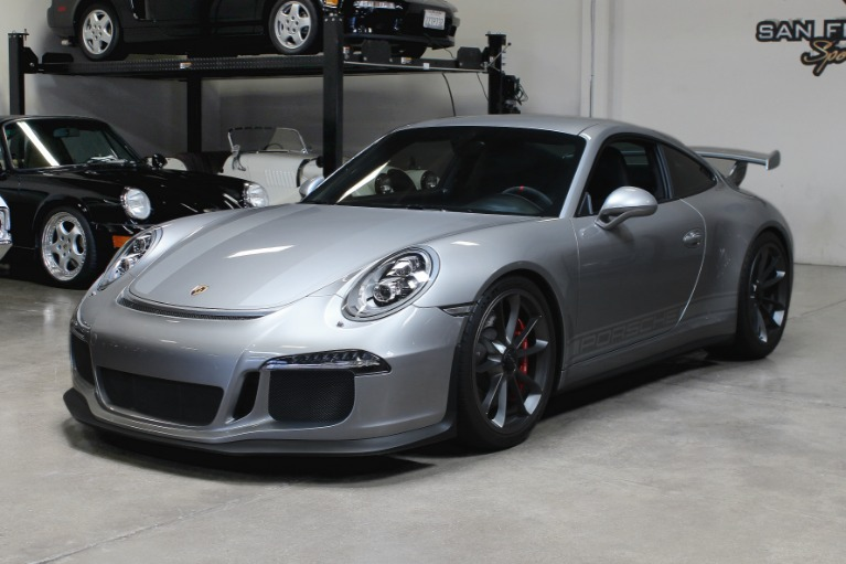 Used 2016 Porsche 911 GT3 for sale Sold at San Francisco Sports Cars in San Carlos CA 94070 3