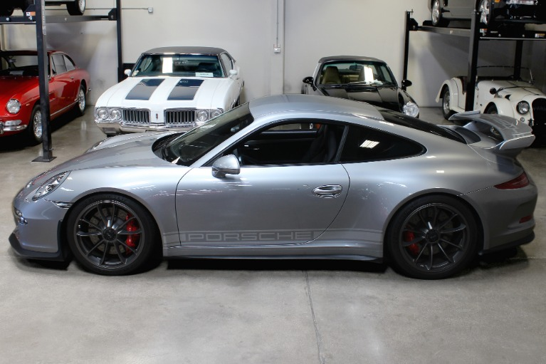 Used 2016 Porsche 911 GT3 for sale Sold at San Francisco Sports Cars in San Carlos CA 94070 4