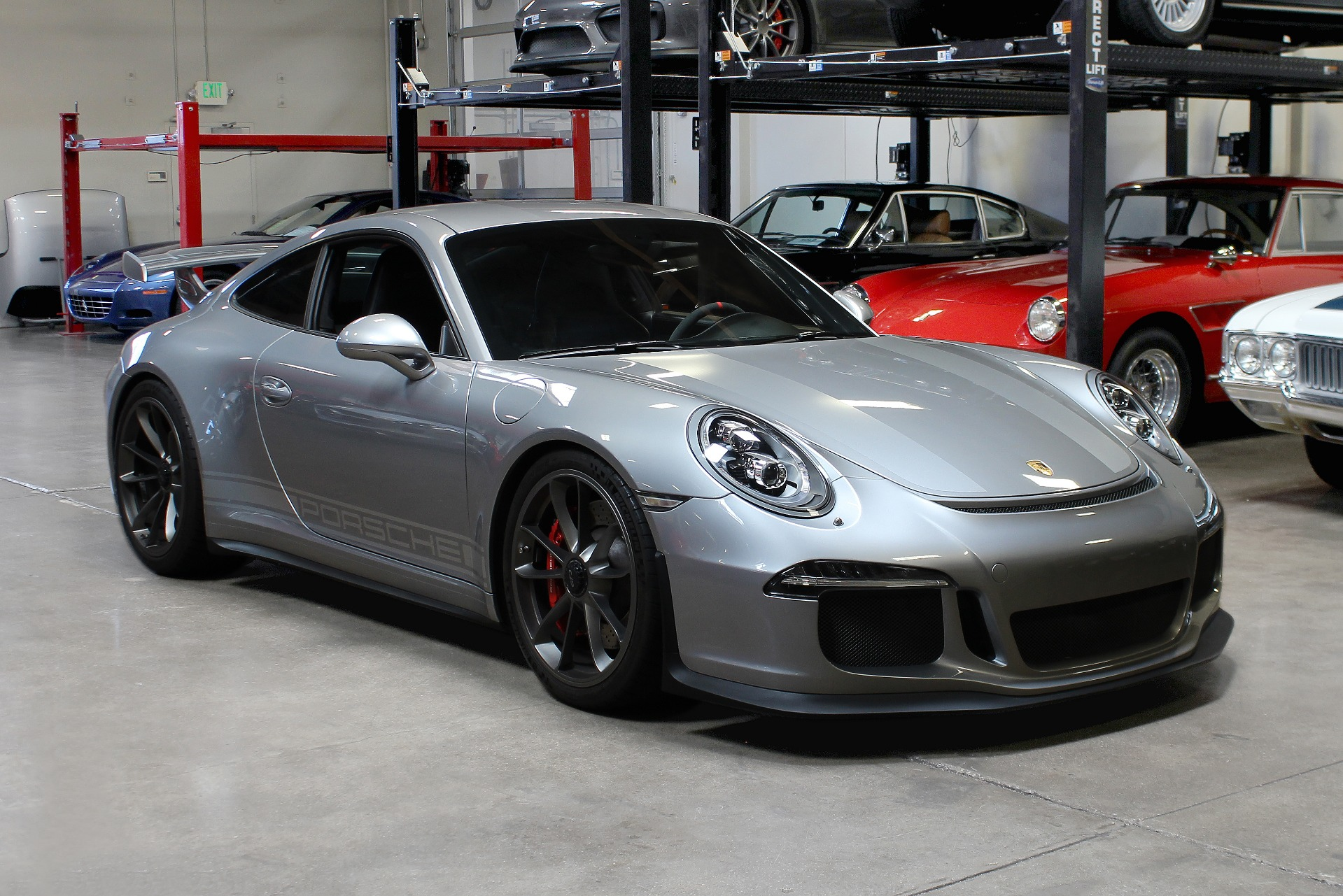 Used 2016 Porsche GT3 GT3 for sale $148,995 at San Francisco Sports Cars in San Carlos CA 94070 1