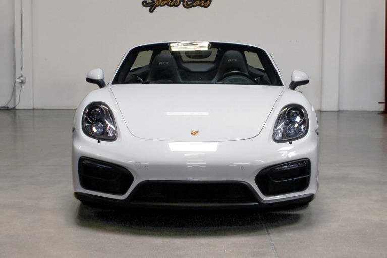 Used 2015 Porsche Boxster GTS for sale $72,995 at San Francisco Sports Cars in San Carlos CA 94070 2