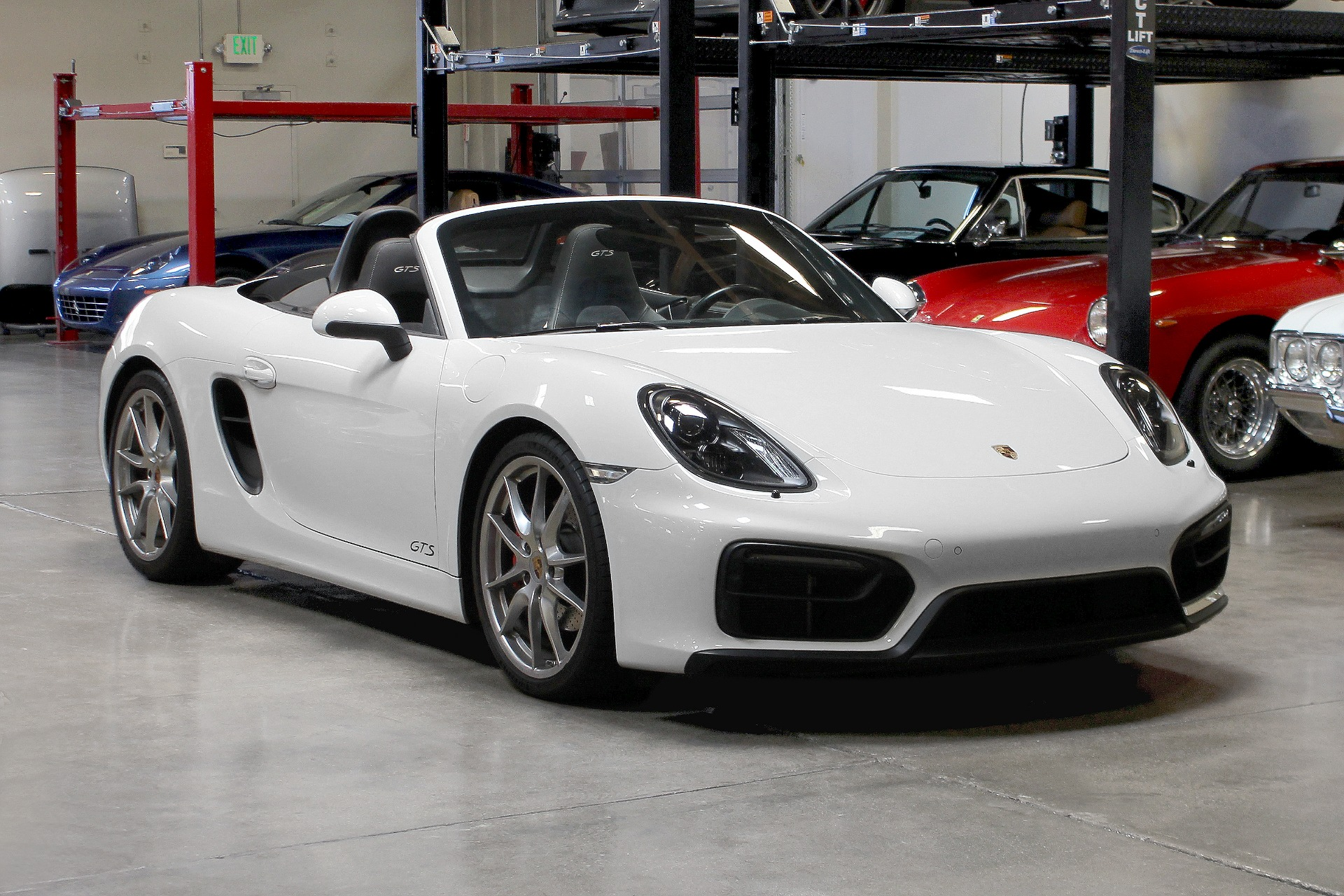 Used 2015 Porsche Boxster GTS for sale $72,995 at San Francisco Sports Cars in San Carlos CA 94070 1