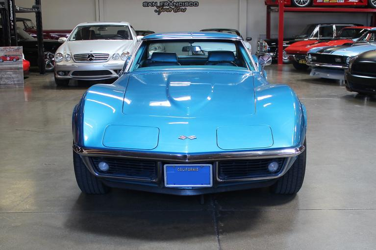 Used 1969 Chevrolet Corvette for sale Sold at San Francisco Sports Cars in San Carlos CA 94070 2