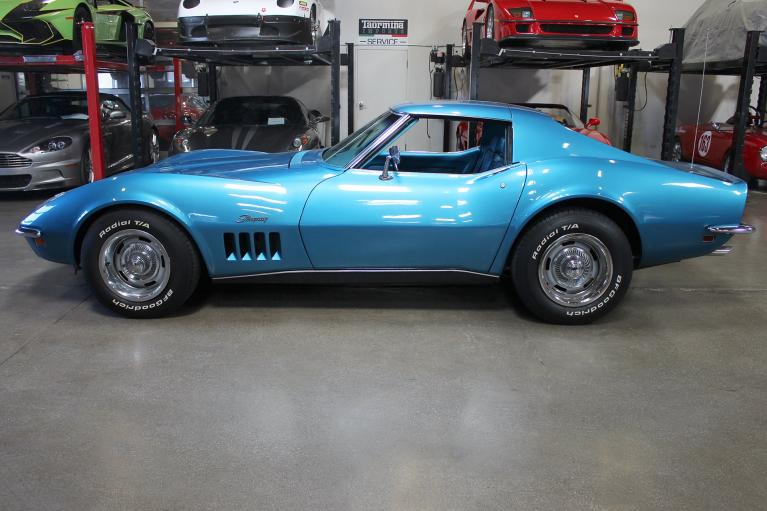 Used 1969 Chevrolet Corvette for sale Sold at San Francisco Sports Cars in San Carlos CA 94070 4